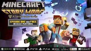 Minecraft: Story Mode - First Episode NOW FREE