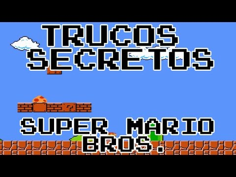Trucos Secretos: Super Mario Bros. Glitches Nes Mini Classic
