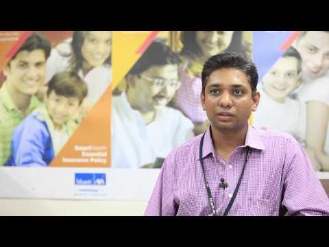 Nirav Shah, Manager-IT, Bharti AXA Life Insurance
