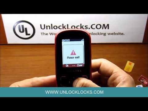 Alcatel OT-303A Video clips - PhoneArena