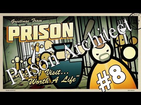 Prison Architect #8 - More Prison Labour