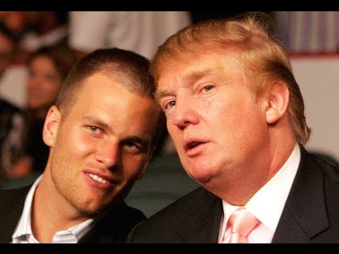 Tom Brady On Trump Endorsement