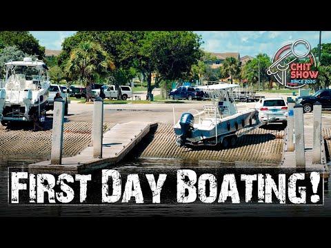 New Boater Vs Boat Ramp (Chit Show)