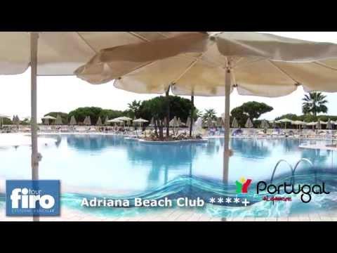 Hotel Adriana Beach Club ****+, Algarve - Portugalsko - FIRO-tour