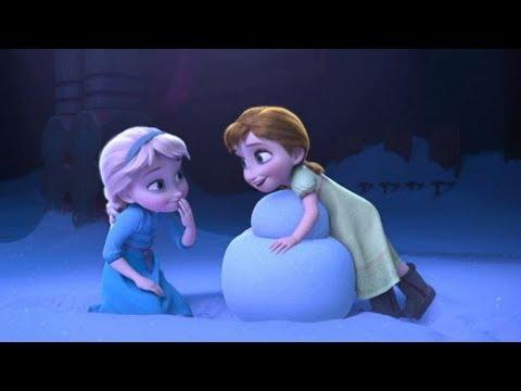 La Reine Des Neiges 2013 Dessin Animé Film Complet En Francais Meilleurs Moments Youtube