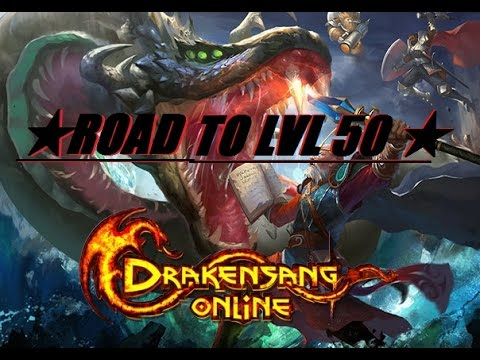 Drakensang Online /★Road To Lvl 50★/ Q1+Uniq/ Do Your Sound Off At 8:44-8:48!