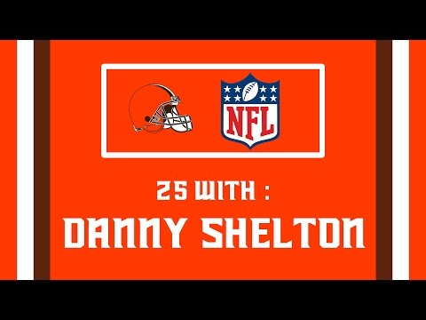 Cleveland Browns - Danny Shelton Interview