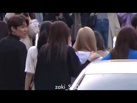 Fancam SANA JEONGYEON NAYEON KBS - Four Seasons