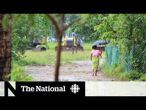 Inside Myanmar: The scarred home of Rohingya refugees a year later