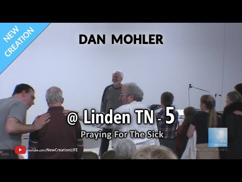 Dan Mohler @ Linden TN - 5 - Praying For The Sick - March 2019