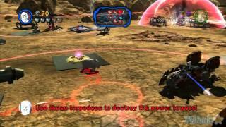 LEGO Star Wars III: The Clone Wars - Count Dooku - Chapter 2 - Gungan General - Part 1