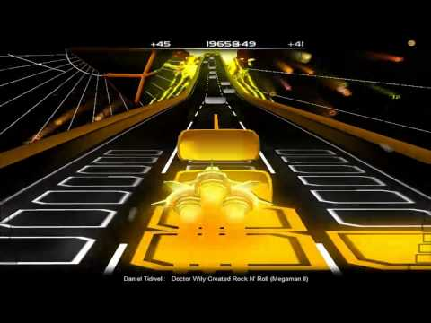 Lets Audiosurf VVG 4 - Dr. Wilys Theme mp3