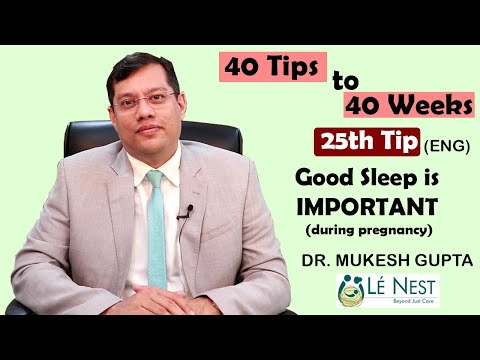 25th week of Pregnancy | 40 Tips to 40 Weeks (Eng) | By Dr. Mukesh Gupta