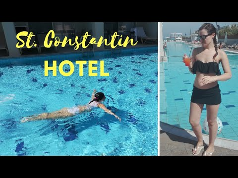 🛏️ 🌴 🏊 St. Constantin Hotel - Gouves - Crete