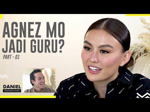 Sewaktu SD, Agnez Mo Bercita-Cita Menjadi Guru!? - Daniel Tetangga Kamu