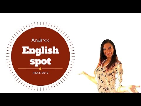 Minulý čas prostý a minulý čas průběhový - Past Simple and Past Continuous Andriss English Spot