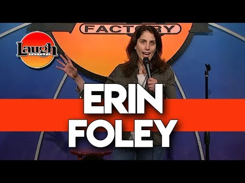 Erin Foley  Expect Delays  Laugh Factory Standup Comedy