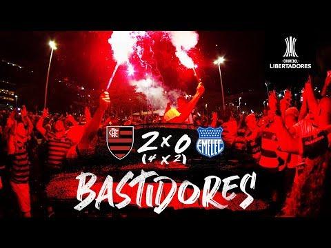 Flamengo 2 X 0 Emelec (4 X 2 Nos Pênaltis) - Bastidores