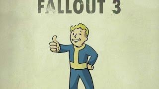 Fallout 3 Прохождение- Создаем персонажа #1 (БЕЗ ГОЛОСА) :D