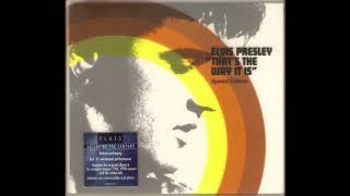 Elvis Presley - Peter Gunn Theme (Instrumental)