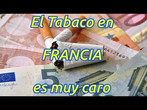 En Francia el tabaco vale 8€ euros de media