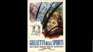 01 - Nino Rota - Giulietta degli Spiriti - Amore Per Tutti