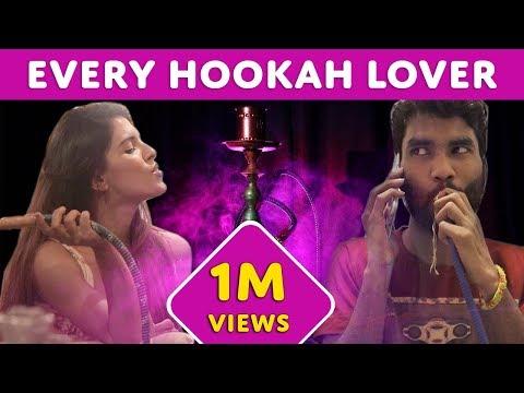 Every Hookah Lover ft. Nikhil Vijay | RVCJ