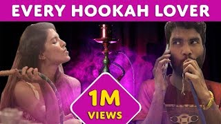 Every Hookah Lover ft. Nikhil Vijay | RVCJ