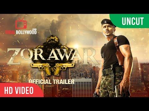 Zorawar Trailer Launch 2016 | YO YO HONEY SINGH | PTC Motion Pictures | PTC Punjabi