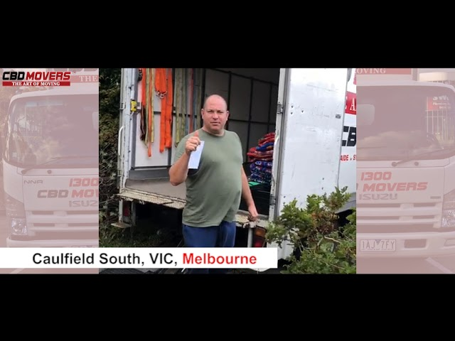 Affordable removalist service in Caulfield South, VIC. Call at 1300 223 668