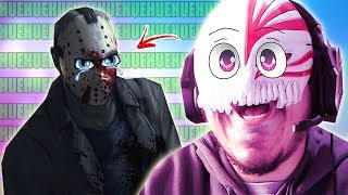 BULLYNANDO O JASON KKKJJ - Friday the 13th: The Game