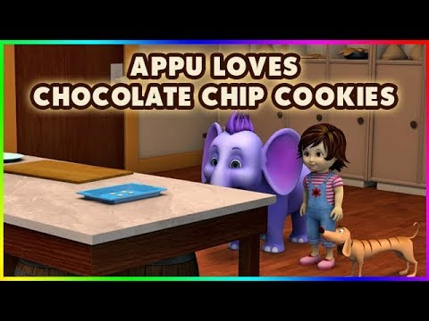 short-stories-for-kids---appu-loves-chocolate-chip-cookies