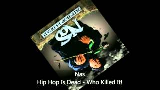 Watch Nas Who Killed It video