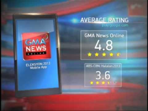 GMA News Online App