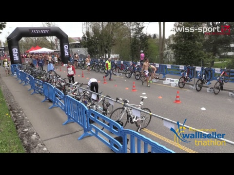LIVE! Walliseller Triathlon l Pro Race Männer l Wallisellen, Switzerland