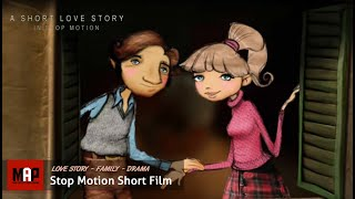 SHORT LOVE STORY | Love is a canvas embroidered by imagination - 3D Animation Film by Carlos Lascano