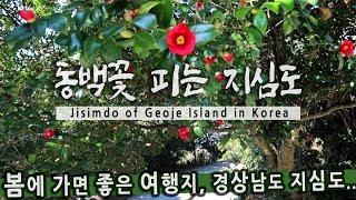 [Sketch] 경상남도 거제도 여행 EP.01 동백꽃…