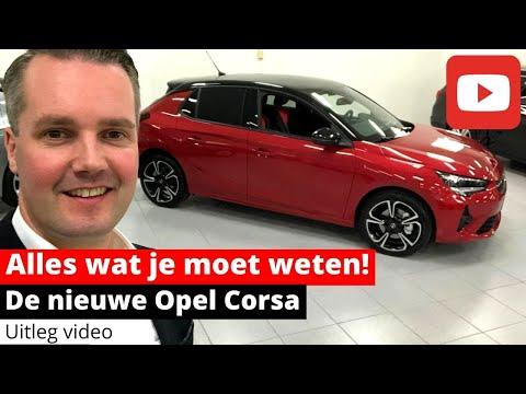 Dit is de nieuwe Opel Corsa! - Review Opel Corsa 2020