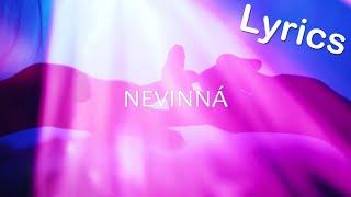 EARTH - Nevinná (Lyrics)