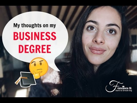 What To Expect From Business Course At University