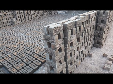 How maharaahtra bricks been made