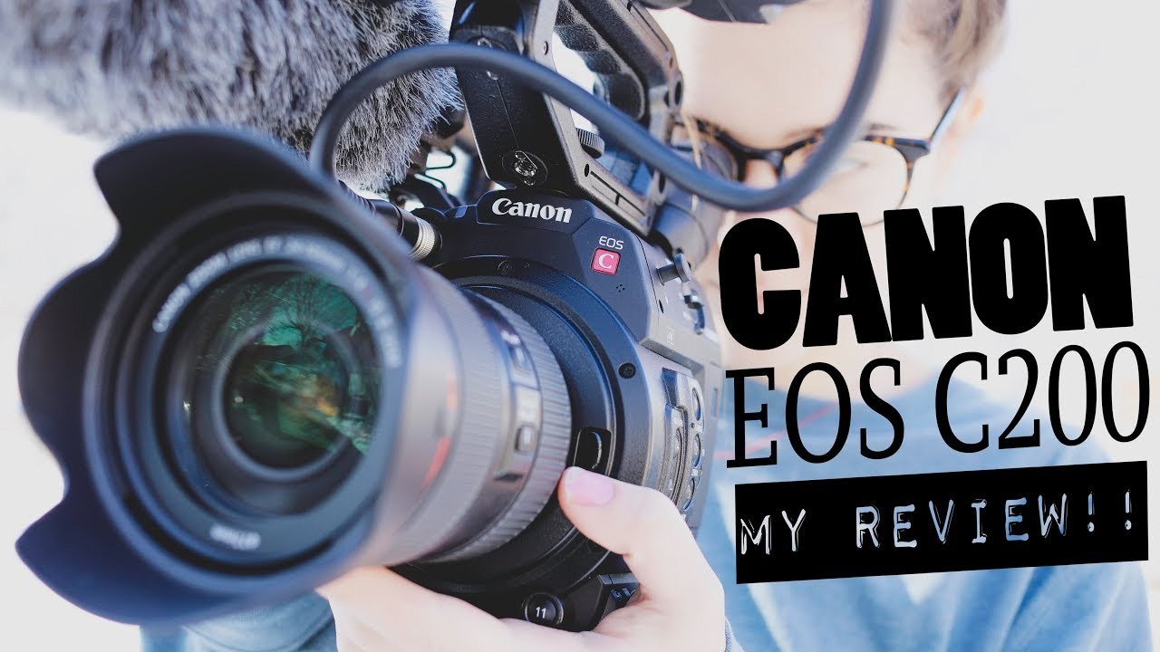 Canon C200 2019 - SHOULD YOU BUY???