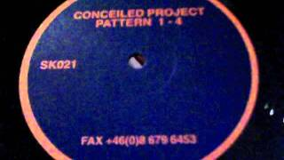 Conceiled Project - Pattern 2