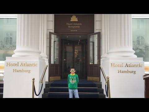 Travelogue #3: Hotel Atlantic Kempinski Hamburg, Germany