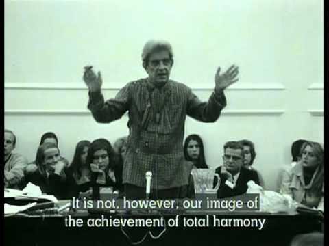 Jacques Lacan parle