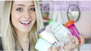 Best in Beauty 2015: Skin, Hair & Body!