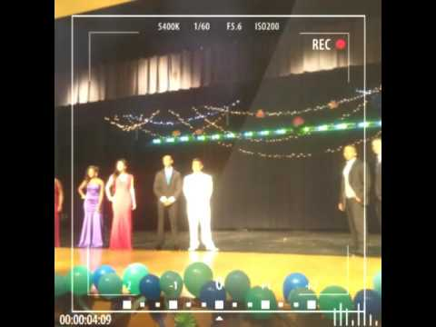 Goose Creek High School Fashion Show