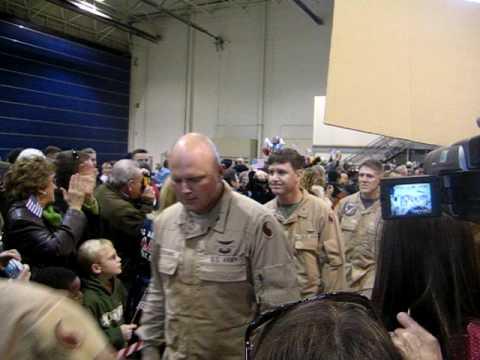 224th Avn Bn Returns to Richmond, VA from Iraq