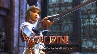 Soulcalibur IV: Chai Xianghua Arcade Mode Playthrough [Playstation 3, 2008]