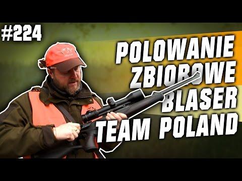 Darz Bór odc 224 - Polowanie zbiorowe Blaser Team Poland